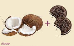 Frozen coconut milk + oreo = 2 ingredients ice cream <3 Love it! #icecream #hack #recipe #lody #przepis #oreo #coconut