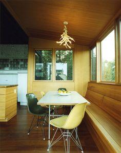 Great kitchen nook