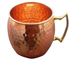 Amazon Lightning Deal 96% claimed: STREET CRAFT Handmade Pure Copper Hammered Moscow Mule Mug 16 Oz #LavaHot http://www.lavahotdeals.com/us/cheap/amazon-lightning-deal-96-claimed-street-craft-handmade/130894