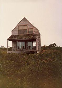 Wislocki House (?), Robert Venturi, Denise Scott Brown, and John Rauch, 1972, Nantucket. Photo by Anne Trubek.