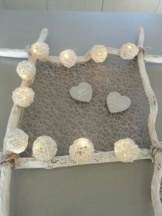 Tableau lumineux Decoration, Light Board, Lighting, Hobbies, Atelier, Decorating, Dekorasyon, Deko, Dekoration