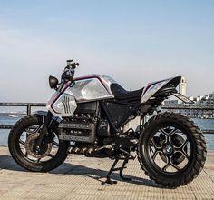 BMW K Bike Cafe