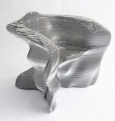 Mathias Bengtsson - Slice Chair