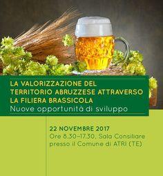 Atri il 22 novembre Convegno sulla Filiera Brassicola