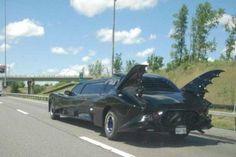 Batmobile Limosuine - SunnyLOL