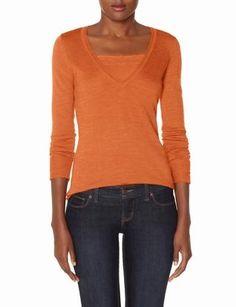 Merino V-Neck Sweater | Merino Wool Sweater | THE LIMITED