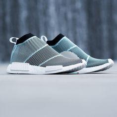 online store f113c 5d007 Hat sich eigentlich jemand den Parley x adidas NMD CS1 geholt  Der City Sock  ist