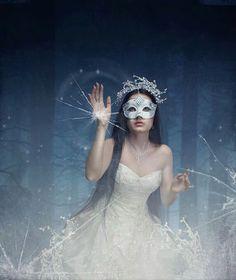 Masquerade fantasy women art