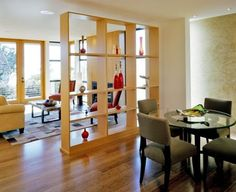 Simpliest Way I Could Do It --- Rhodes Architecture + Light - modern - dining room - seattle - rhodesarchitecture