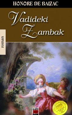 VADİDEKİ ZAMBAK Yazar:Honore De Balzac Tarih:Kasım 2007 Ankara basımı.. Bu roman, on dokuzuncu yüzyıl Fransız yazınının iki büyük yöneliminin: Romantizm ile gerçekçilik akımının kavşak noktasında ortaya çıkar ve dünyanın en ünlü aşk romanlarından biri olarak gerçek yerini alır. Balzac, 'aşk' a derin bir gerçeklik kazandırırken, çağının toplumsal olgularını ve koşullarını yansıtmaya da büyük özen gösterir.