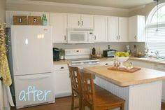 Yankee Belle Home: Kitchen Reveal