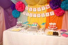 My Little Pony Birthday | CatchMyParty.com