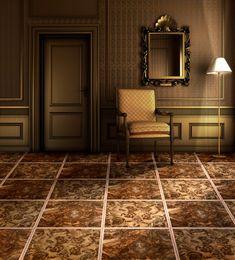 This highly unusual and yet stunning Engineered Walnut Burl Flooring is from Italian designers Quadrolegno. As part of their 'Elite Prestige' range, this Autumn Interior, Interior S, Parquet Flooring, Wooden Flooring, Floors, Walnut Burl, Unique Flooring, Wood Interiors, Interior Inspiration