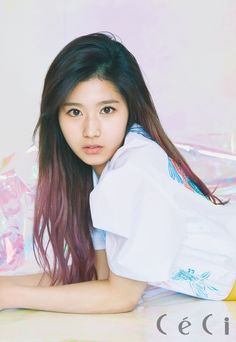 Sana (Twice) - Céci Magazine April Issue '17