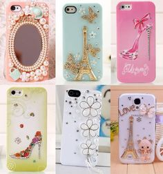 I want the white flower case ! So pretty and elegant ! iPhone Case.