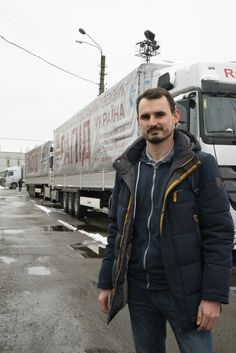 #WELOVETHEROAD Chapter 7: Let's meet a new generation of #driversfrom #Ukraine who highlight the need for more safe and secure truck parking. #IRU70years #safeandsecureparking #security #Kiev #ASMAP #resttime