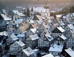 "wanderlusteurope: "" Freudenberg, Germany """