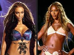 When Tyra Met Naomi  Race, Fashion, and Rivalry