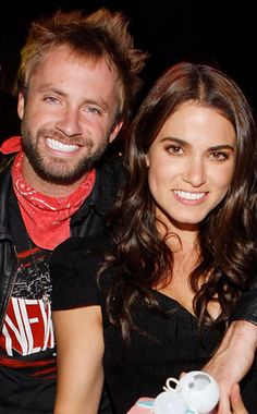 Nikki Reed & Paul McDonald from Celebrity Weddings  It was love at first bite for the Twilight vampire and the American Idol reality star. The duo tied the knot in Malibu after just seven months of dating.
