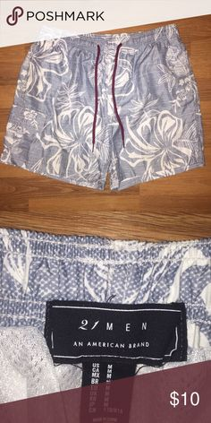 Forever 21 men board shorts Brand new never worn forever 21 men s shorts  Forever 21 Shorts 36b7dd861fe