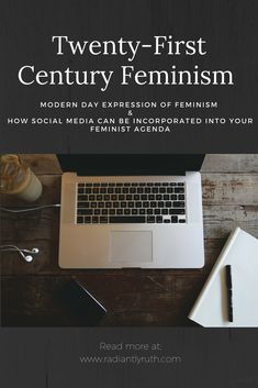 Feminism and Social Media! Oh My!  #feminism #socialmedia #blogging #women #society