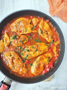 Curry, Food And Drink, Ethnic Recipes, Polish Food Recipes, Chef Recipes, Cooking, Curries