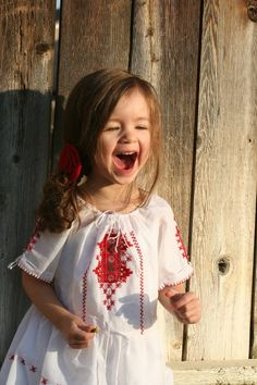 Beautiful happy romanian girl Love Moments