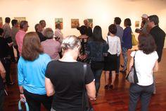 Visita guiada com o curador Laymert Garcia dos Santos
