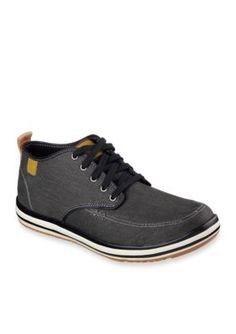Skechers Black Mesen Sneaker