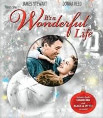 Frank Capra's Its a Wonderful Life, the inspiration for my new novel Every Time a Bell Rings