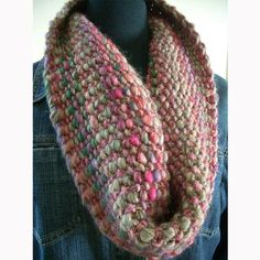 Free Pattern: Quick Slip Cowl by Andra Asars