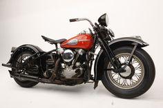 1946 Harley-Davidson EL Knucklehead | Harley City Brunswick