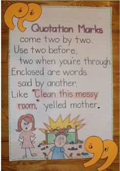 2nd Grade Smarty-Arties taught by the Groovy Grandma!: anchor charts