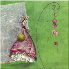 Gaelle Boissonnard - dreamy girls