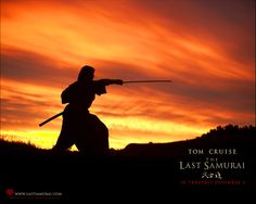 """ ... the way of the Japanese sword""   The Last Samurai (2003)"