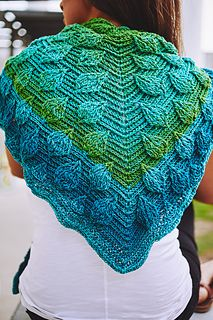 Join Bonita Patterns and Furls Crochet for their September CAL. We are making this gorgeous reversible shawl, The Embossed Leaves Reversible Shawl. This pattern will be released, in parts, as a Crochet-a-Long. Please see links and dates below.