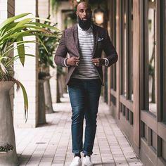 senorguapo713: L E A V I N G Leaving 2017 like @squeakboxshots|@trav_white_ (Tap for brands) #senorguapo #blackmancan #ootd #ootdmen #dapper #suithimup #dapperscene #dapperlydone #prettyflysociety #mensfashionreview #wiwt #welldressed #stylish #sartorial #stylegram #styleblogger #fashionblog #fashionblogger #instastyle #instafashion #mensstyle #mensfashion #fashion #style #beardgang #stylish #dapperhistory #mnswr #beautifulmenswear #blackmenwithstyle (at Altard State)