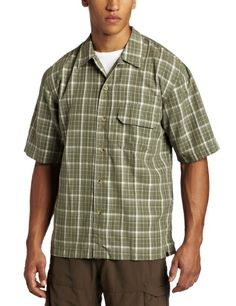 Amazon.com  Woolrich Men s Elite Discreet Carry Short Sleeve Tactical Shirt  (Navy 68770fbf1181