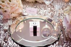 Wedding design | decor | place setting