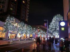 六本木ヒルズ Roppongi Hills, Times Square, Street View