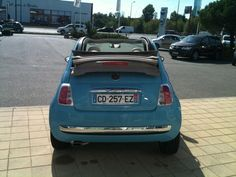 Laissez vous tenter par cette super affaire de FIAT 500C LOUNGE 1.2 N.C. neuve en vente à Toulouse à seulement 13 338€ chez le concessionnaire auto Someda