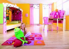 """Kinderzimmer """"Dornröschen"""""""