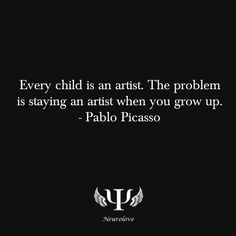 And then let's not forget the fact that being any kind of artist is looked upon as stupid in schools and most of society.