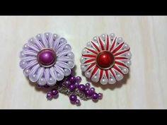 56) Tutorial Mini Donut Two Colours / Donat mini 2 warna - YouTube