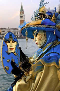Carnivale - Craziness before Lent - Looks like fun!