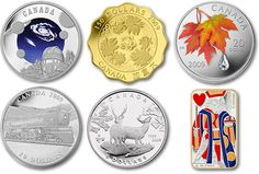Royal Canadian Mint Launches Third Release of 2009 Collector Coins