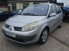 Renault Grand Scenic cheap for sale Bridgwater Stock List, Car Sales, Used Cars, Cars For Sale, Vehicles, Cars For Sell, Car, Vehicle, Tools