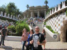 Barcelona / Gaudi park / Ninan verkkareissa - Blogi | Lily.fi