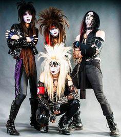 Speed Metal Shock Rockers SALEMS LOTT Release New Music Video!