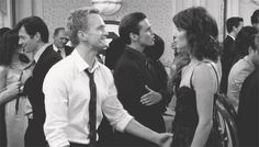 """One of my Fave Scenes from HIMYM Robin & Barney dance to """"Groove is in the Heart"""""""